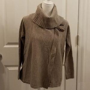 Ellen tracy wool sweater